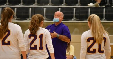Alcorn Central Coach Eric Lancaster named MAC North All Star Volleyball team coach