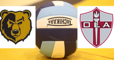 Watch LIVE as Alcorn Central takes on OLA for a 3A state volleyball title